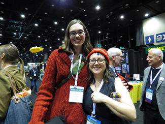 Pictures of alumni from the Alumni tailgate at the 2015 ASLA conference