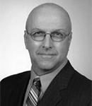 Black and White Headshot of Gary Green