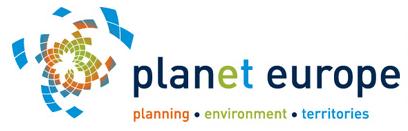 logo for PLANET Europe