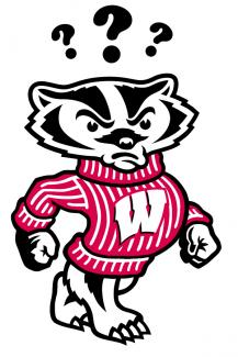 Bucky Badger says we can't find the page you're looking for