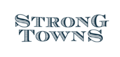 logo for strong towns organization