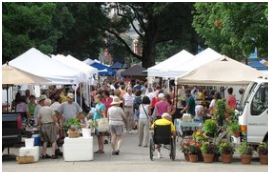 photo of farmers market