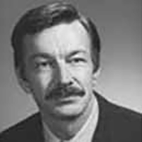 black and white photo of john roberts