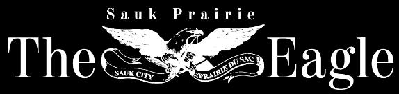 Logo for the Sauk Prairie Eagle